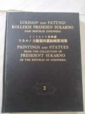 Lukisan dan Patung Koleksi Presiden Soekarno