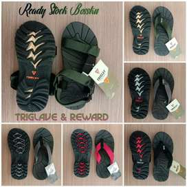 sandal gunung triglave dan reward