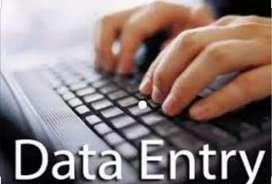 Data entry operators