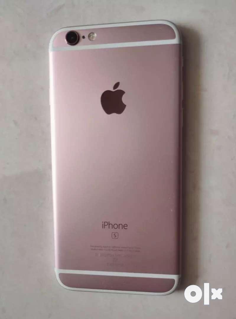 iPhone 6s 32GB Rose Gold 0