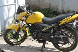yellow colour suzuki slingshot ( 9 years of age )