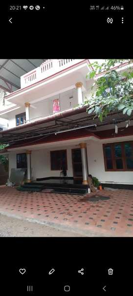 House for sale near thrissur  town near amala medical college