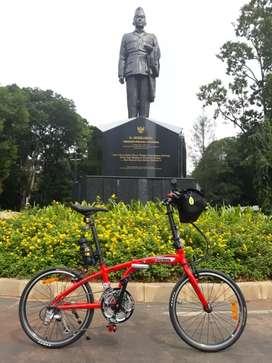 Sepeda Lipat Camaro
