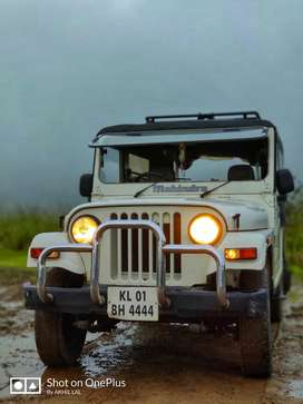 MahindraThar 2*4  off road for rent