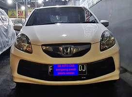 HONDA BRIO E 1.3 CBU 2012 MT,DP CICILAN MURAH,LOK JAGAKARSA JAKSEL