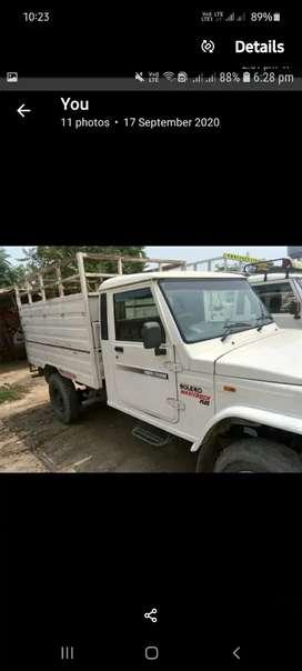 All tata ace ht and Mahindra balero pick up commercial vehic available