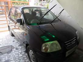 Hyundai Santro Xing 2009 Petrol Well Maintained