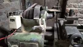 Copping Lathe machine