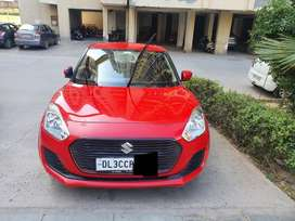 SWIFT VXI 2018  Red Hot || Petrol ABS