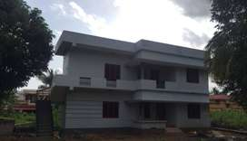 Olavakkod -2 Bed room House For Rent. Not for quarantine.