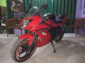 Kawasaki ninja 250cc 2016