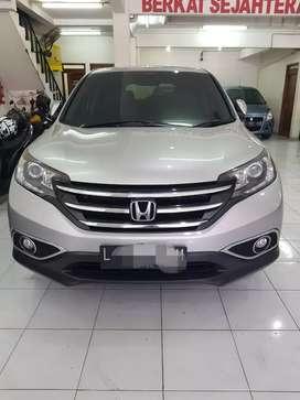 """Honda CRV 2,4 Prestige 2013 """"Silver"""""""