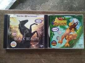 Vcd film the black beauty tarzan