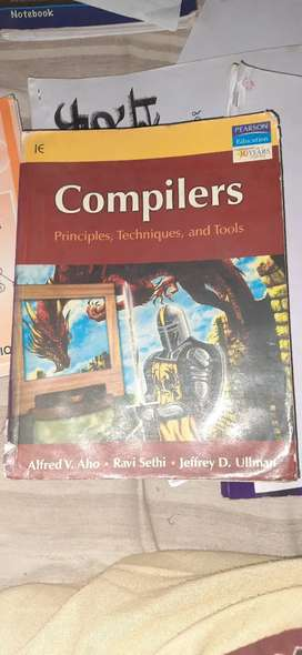 Compilers Principles, Techniques, and Tools