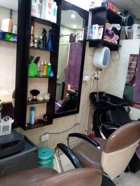 Beauty parlour sale
