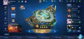 Jual Akun Mobile Legend