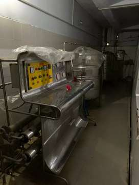 Complete  Ro Mineral Water Plant