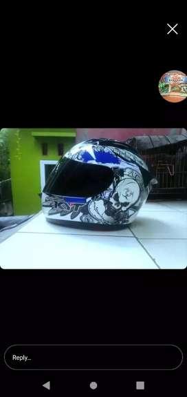 Helm Kyt fullface type rc 7