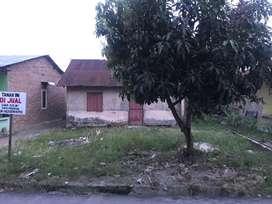 Dijual tanah di Lubuk Pakam dengan Luas 323M