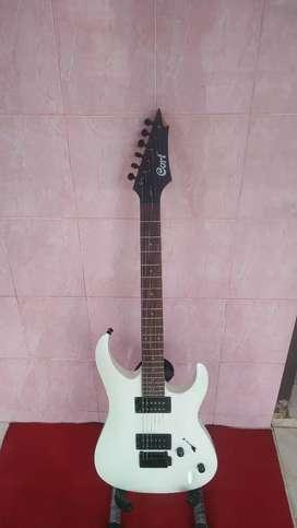 Gitar listrik Cort Aero-2