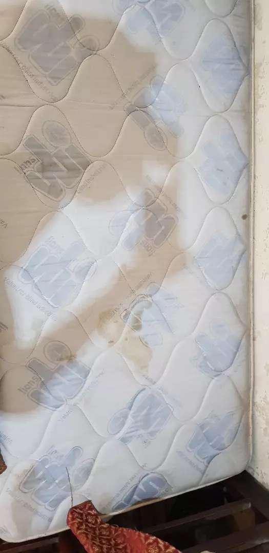 I am selling imported singal bed spring foam