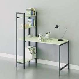 Meja Kantor/ Meja Kerja Minimalis Awet Hemat