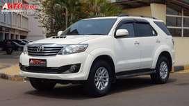 Toyota Grand Fortuner Diesel 2.5 VNT AT 2014