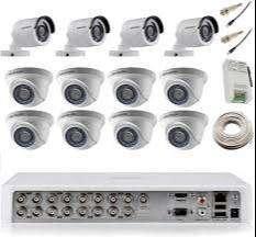 Big deal in nagpur 12 HD CCTV Camera installation setup-