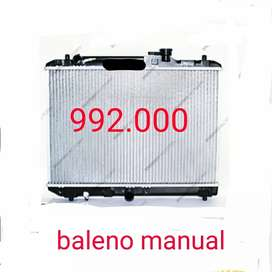 Radiator mesin baleno 96 manual