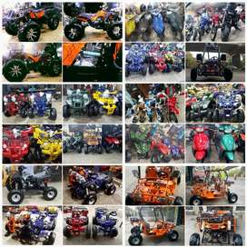 Full range of 2 wheel quad atv bike for sale at Abdullah Enterprises.