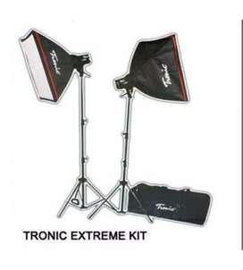 STUDIO LIGHTING TRONIC EXTREME KIT