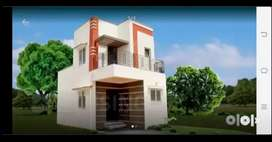 2 bhk villa available for sale