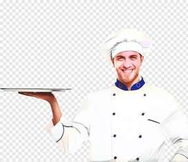 Indian+Chinese Cook required