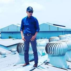 Baja ringan • Genteng metal/Spandek & Jasa bongkar atap rumah dll