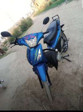 Power scooty Rawalpindi registered