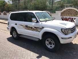 Toyota Land Cruiser Prado VX L, 1998, Diesel