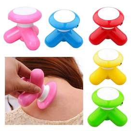 Mini Wave Vibrating Massager USB Battery Electric Handled Full Body