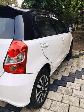 Toyota Etios Liva 2018 Diesel Well Maintained