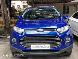 Ford Ecosport EcoSport Titanium 1.5 Ti VCT Automatic, 2015, Petrol