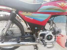 Treet Victory 70cc in Samundri city