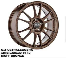 velg ORI OZ Ultraleggera 18x8.0/5x120 et 40 BMW