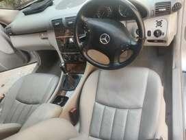 Mercedes Benz C 200 compressor good condition for urgent sale