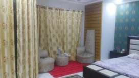 F11 Golden heights three bed apartment fully furnished