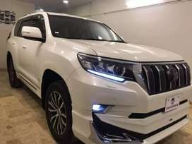 ZX Full House Toyota Land Cruiser for sale.