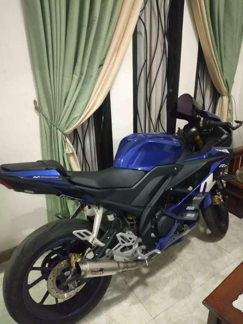 Yamaha R15 V3 2018 0
