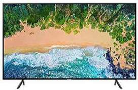 """New CORNEA 65"""" Android 4K LED TV with a warranty of three years"""
