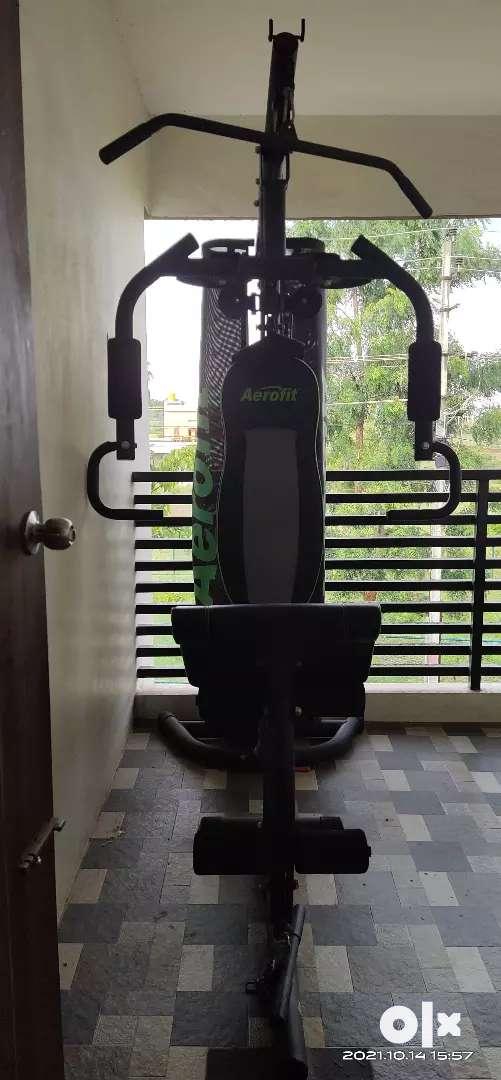 Aerofit - Gym fit