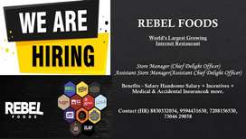 Urgent Requirement  Managers - Thane District