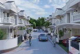high class 3  bhk villas for sale at chandranagar