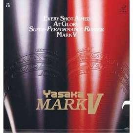 Karet bet tenis meja pingpong Yasaka Mark V